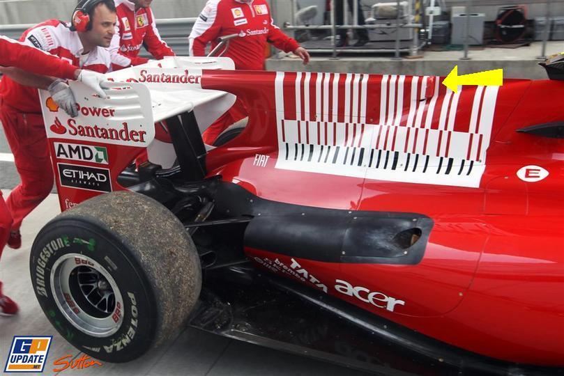 Ferrari F10 | Scarbsf1's Blog | Page 2